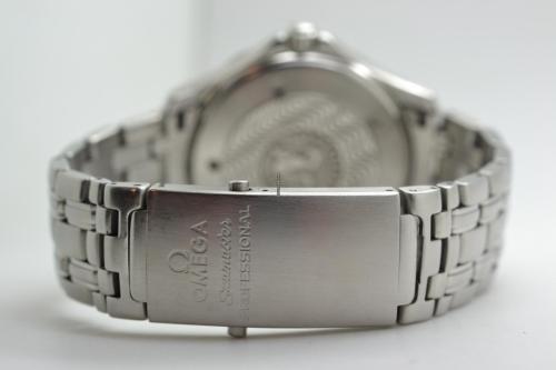 gefälschte omega seamaster professional chronometer